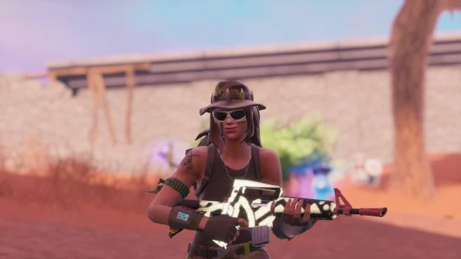 Fortnite: Battle Royale - Master of the Mire... 🐊✨❗(Swamp Stalker Showcase)  image 3