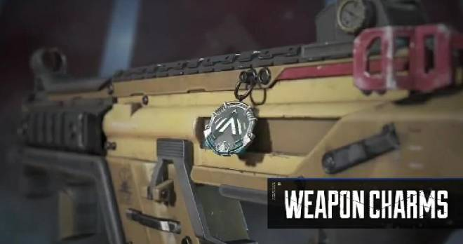 Apex Legends: General - WEAPON CHARMS ARE COMING TO APEX image 1
