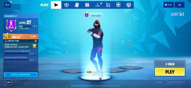 Fortnite: Looking for Group - Trade have a ikonik skin image 3