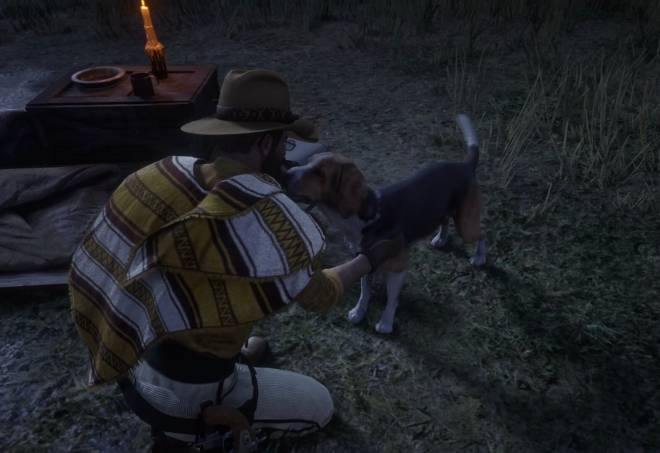 Red Dead Redemption: General - Me And Doggo :3 image 2