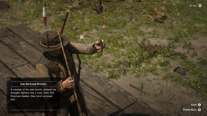 Red Dead Redemption: General - Fishing the days away image 2