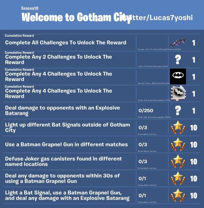 Fortnite: Battle Royale - Fortnite X Batman 😖💜✨ image 5
