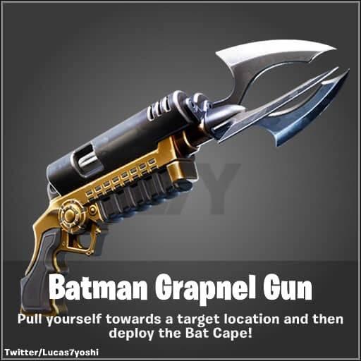 Fortnite: Battle Royale - Fortnite X Batman 😖💜✨ image 3