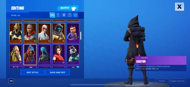 Fortnite: Promotions - Updated Selectable skins!  image 7