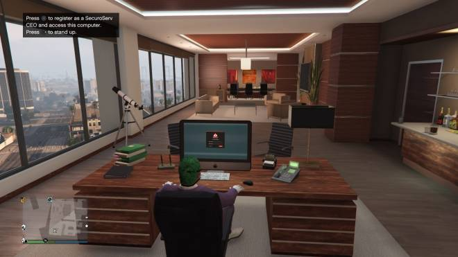 GTA: General - So now ya boi is a CEO now next step buying a facility for heist  image 1