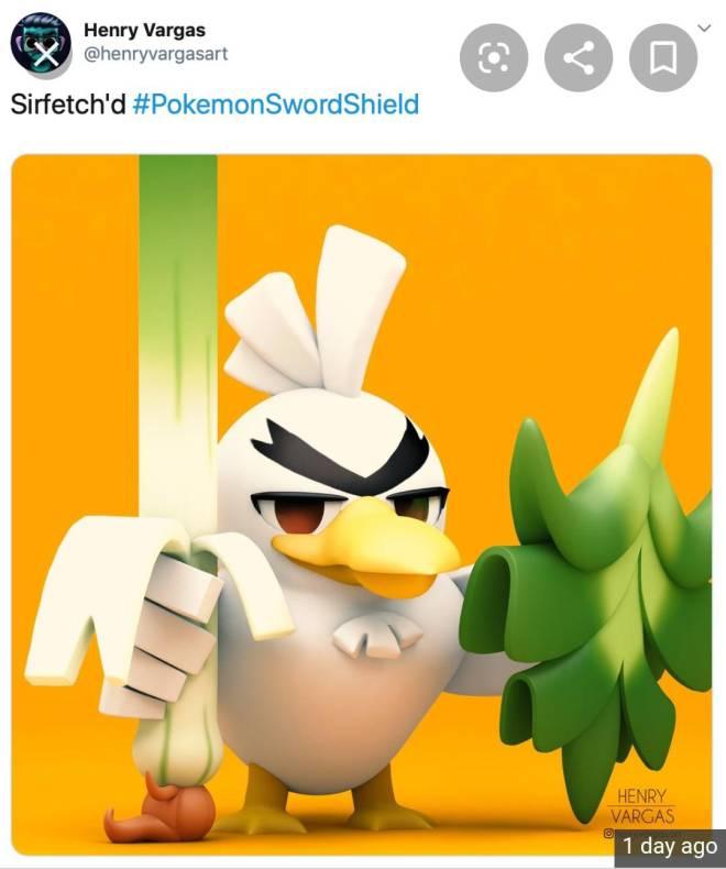 Pokemon: General - Sirfetch'd 😮 image 2