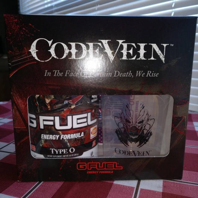 G Fuel: General - Got the code vein edition!  image 2