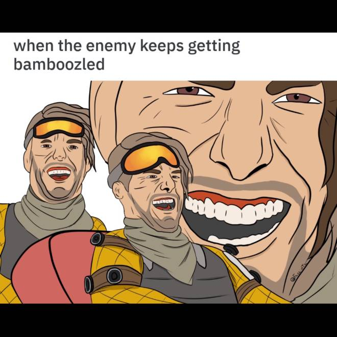 Apex Legends: Memes - Mood  image 1