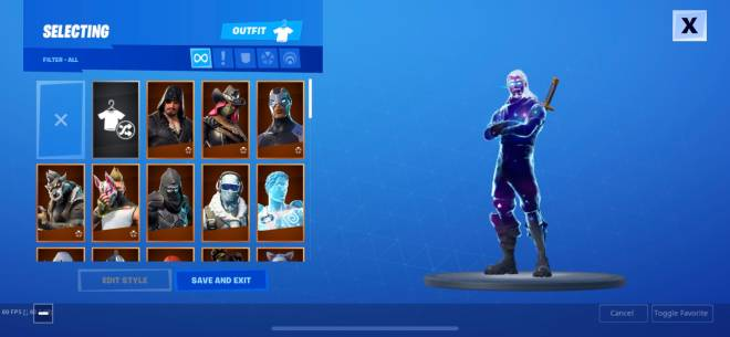 Fortnite: Battle Royale - Trade my fortnite acc i have galaxy! image 1