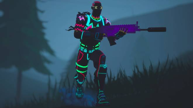 Fortnite: Battle Royale - If You See Dat Glow Boy , Get Low Boy 🔮 image 1