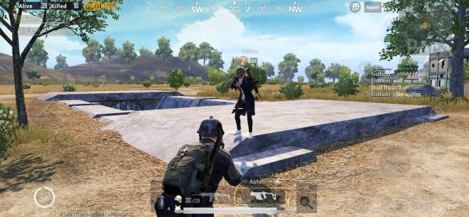 PUBG: Memes - Casual game of @PUBGMOBILE with Kv.ayy 😂 (READ PICTURES😂) image 1