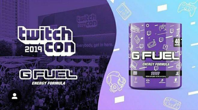 G Fuel: General - What do you guys think the new Twitch flavor is?? 😍🤤 image 2