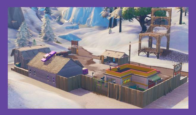 Fortnite: Battle Royale - My Top 3 Unnamed POI Drops 🛐🗺📍 image 8