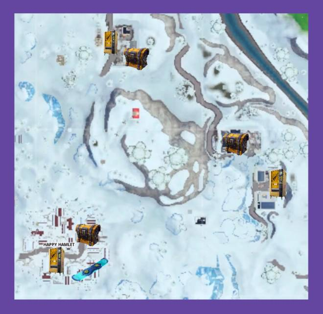 Fortnite: Battle Royale - My Top 3 Unnamed POI Drops 🛐🗺📍 image 10