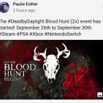 Blood Hunt 2x bp weekend is here!