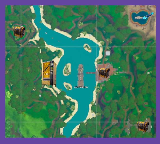 Fortnite: Battle Royale - My Top 3 Unnamed POI Drops 🛐🗺📍 image 14