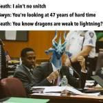 That Snitch!