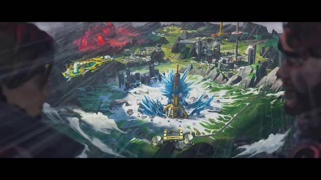 Apex Legends: General - THE NEW MAP LOOKS AWESOME!!!  image 1