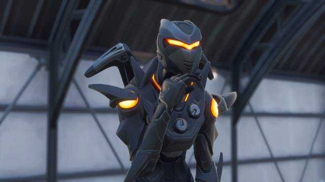 Fortnite: Battle Royale - Robo Twins 🤖💕✨(Danger Zone x Oblivion Showcase) {feat. QueenMari2x} image 7