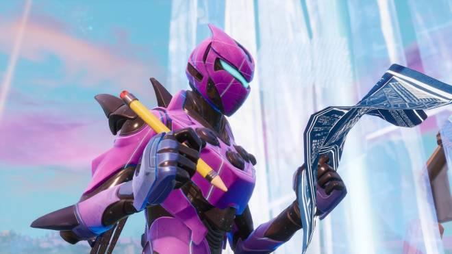 Fortnite: Battle Royale - Robo Twins 🤖💕✨(Danger Zone x Oblivion Showcase) {feat. QueenMari2x} image 18