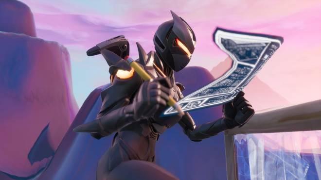 Fortnite: Battle Royale - Robo Twins 🤖💕✨(Danger Zone x Oblivion Showcase) {feat. QueenMari2x} image 19