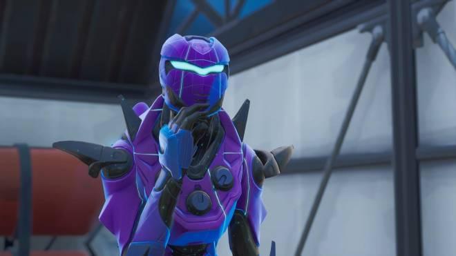 Fortnite: Battle Royale - Robo Twins 🤖💕✨(Danger Zone x Oblivion Showcase) {feat. QueenMari2x} image 8