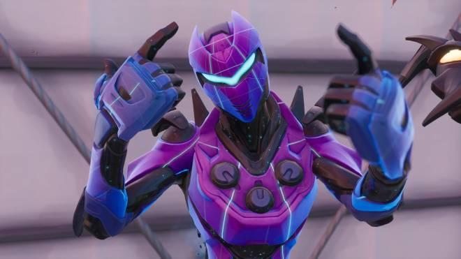 Fortnite: Battle Royale - Robo Twins 🤖💕✨(Danger Zone x Oblivion Showcase) {feat. QueenMari2x} image 15