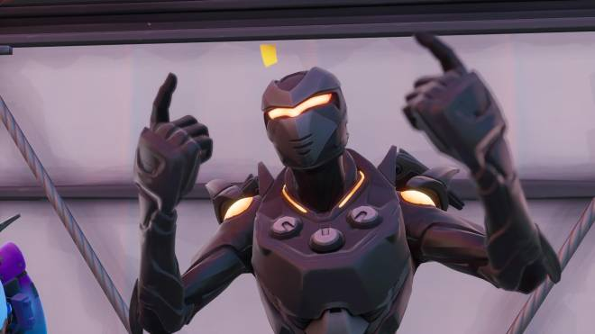 Fortnite: Battle Royale - Robo Twins 🤖💕✨(Danger Zone x Oblivion Showcase) {feat. QueenMari2x} image 14