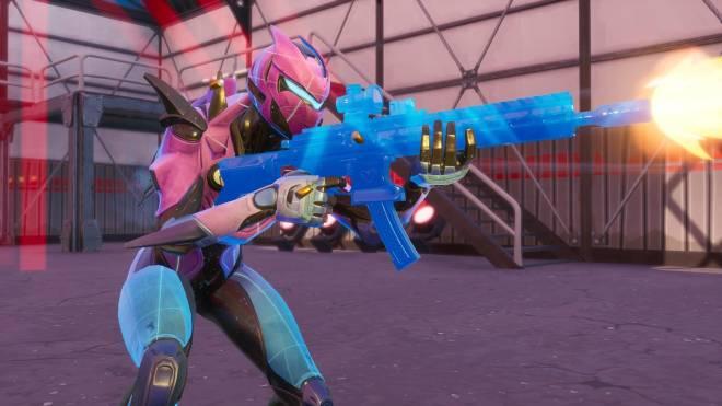 Fortnite: Battle Royale - Robo Twins 🤖💕✨(Danger Zone x Oblivion Showcase) {feat. QueenMari2x} image 16