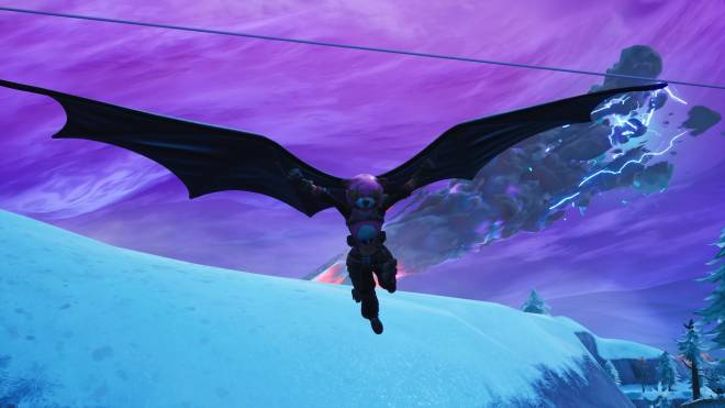 Fortnite: Memes - your worst night bear 🐻😈 just a few pictures ..🖤 🎮📸   #skinshowcase  image 5