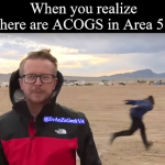 Let's see them ACOGS