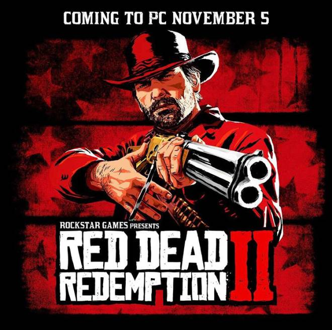 Red Dead Redemption: General - RDR2 COMING TO PC!  image 2
