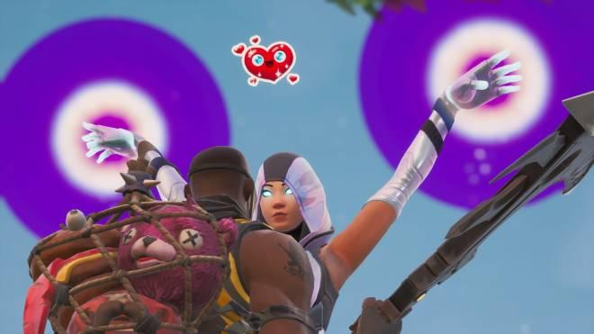 Fortnite: Battle Royale -  KnockOut x Glow 💟 image 5