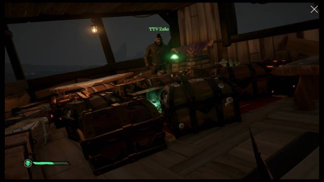 Sea of Thieves: General - Tryhard with my friend image 3