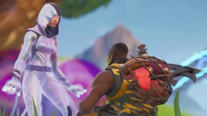 Fortnite: Battle Royale -  KnockOut x Glow 💟 image 6
