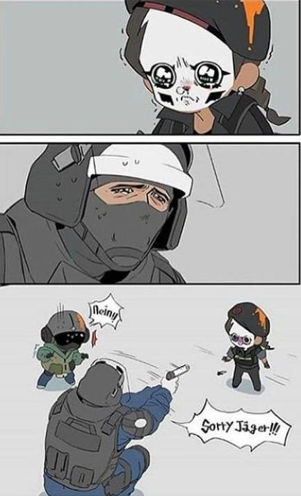 Rainbow Six: Memes - This is so cute ❤️❤️😫 image 4