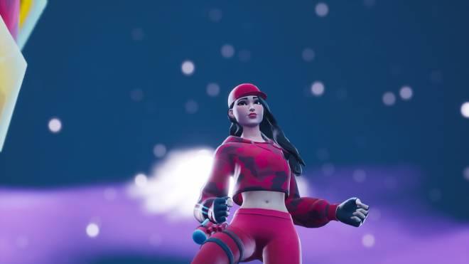 Fortnite: Battle Royale - Radiant Ruby 🌹❤️🍒 image 6