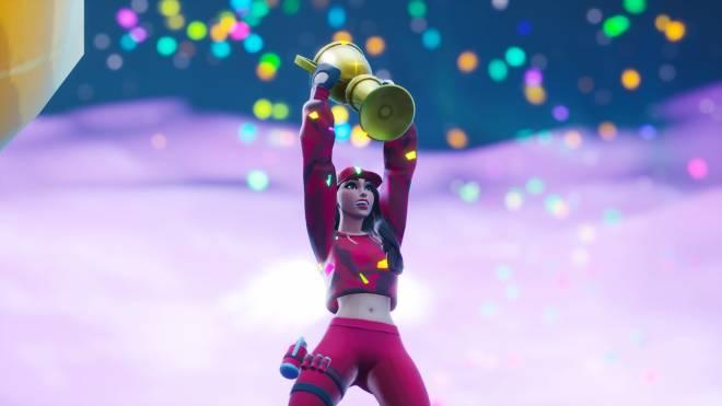 Fortnite: Battle Royale - Radiant Ruby 🌹❤️🍒 image 11