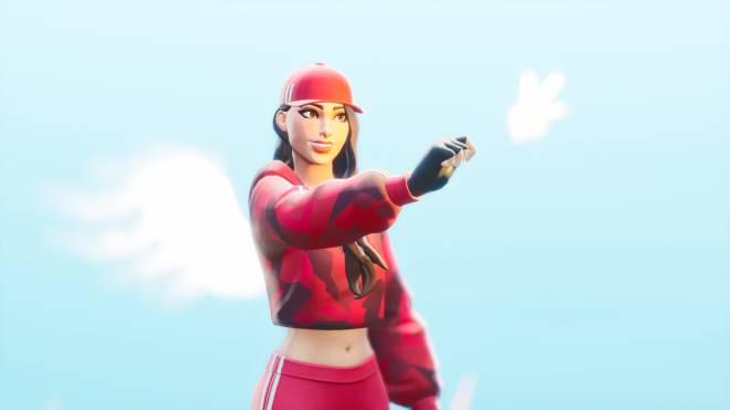 Fortnite: Battle Royale - Radiant Ruby 🌹❤️🍒 image 2