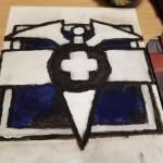 Doc logo painting!