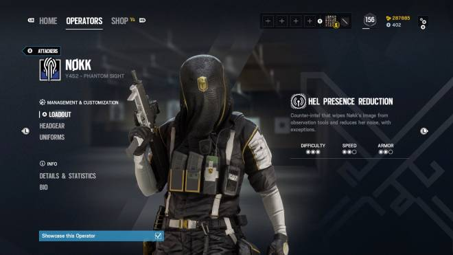 Rainbow Six: General - Operation: Ember Rise pro league sets come with extra bonuses for Kapkan, Valk, and Lesion.  image 2