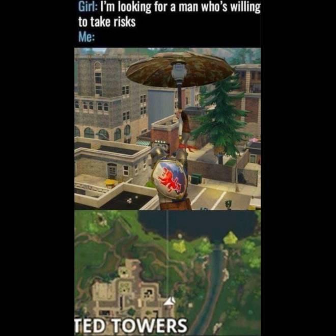 Fortnite: Memes - I figured this old meme belongs here image 1