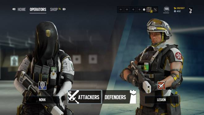 Rainbow Six: General - Operation: Ember Rise pro league sets come with extra bonuses for Kapkan, Valk, and Lesion.  image 17