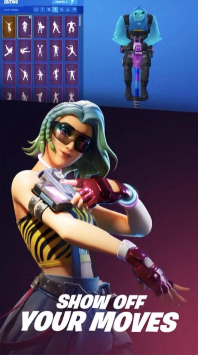Fortnite: Battle Royale - Some Leaked Images I Yoinked From Hypex On Twitter  image 7