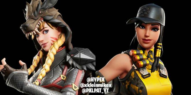 Fortnite: Battle Royale - Some Leaked Images I Yoinked From Hypex On Twitter  image 4