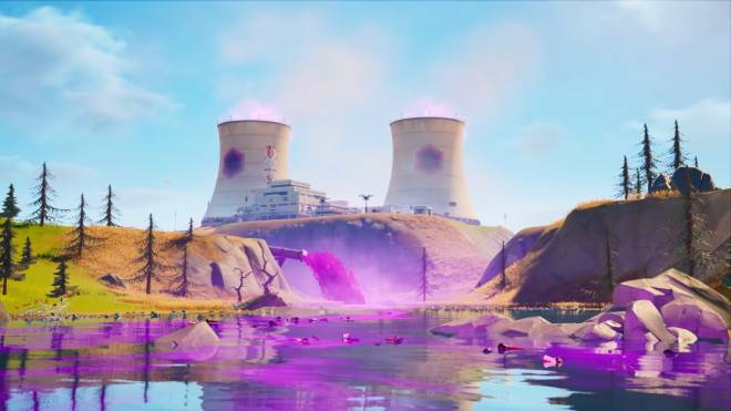 Fortnite: Battle Royale - I can almost grantee that  this season will involve Kevin at the power plant   image 2