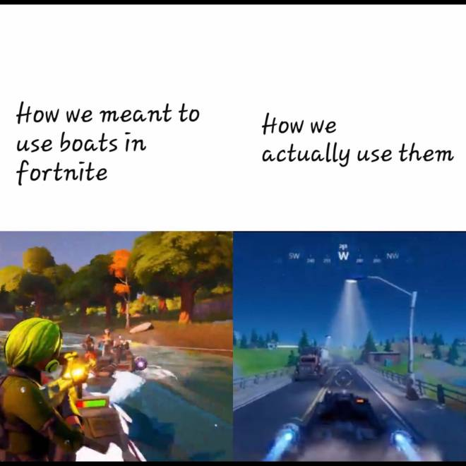 Fortnite: Memes - It's true image 1