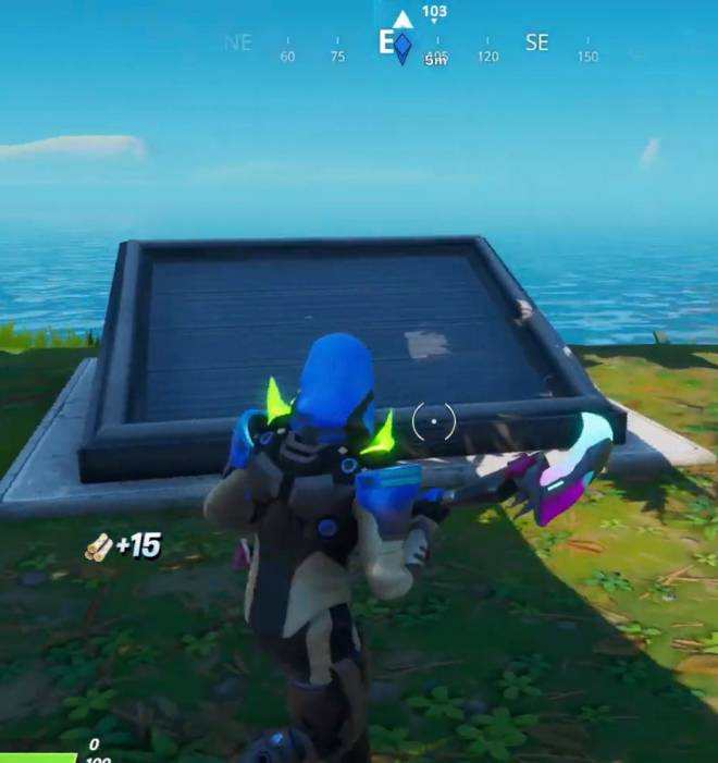 Fortnite: Battle Royale - All 3 bunker locations  image 6