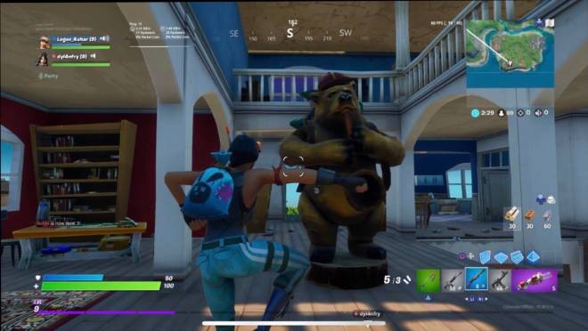 Fortnite: Battle Royale - He survived!!! image 1