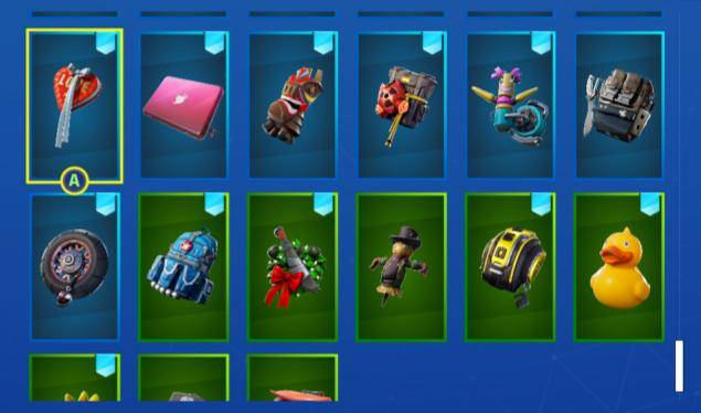 Fortnite: Battle Royale - If YOU Could Have 5 Things From MY Locker... 🤔 #4 image 38
